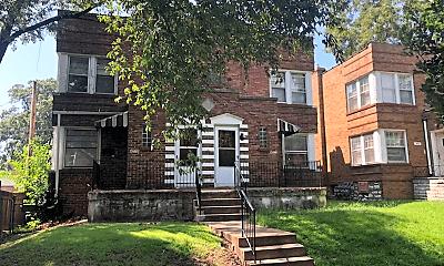 Building, 4011 Potomac St, 2