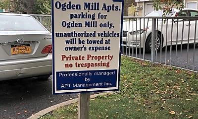 Ogden Mill, 1