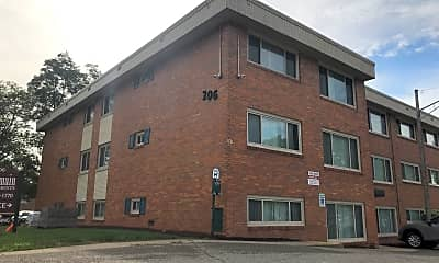 East Main Apartments, 0