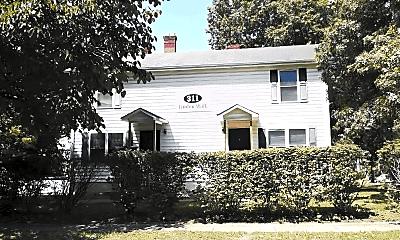 Building, 216 S Limestone, 0