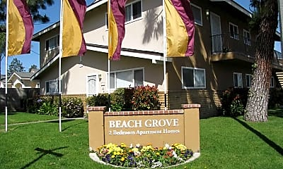 Building, Beach Grove, 1