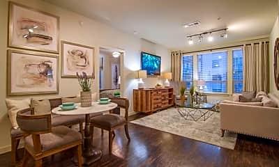 Dining Room, Park Avenue Lofts, 1