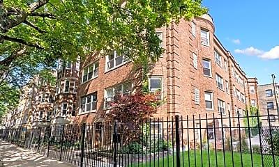 Building, 838 W Agatite Ave, 1