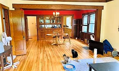 Living Room, 3411 Pillsbury Ave S, 1