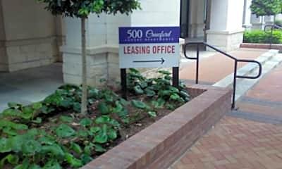 500 Crawford Apartments, 1