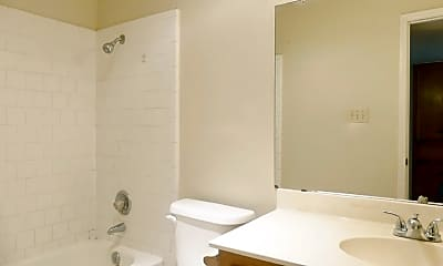Bathroom, 1201 Redwood St, 2
