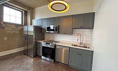 Kitchen, 116 S Gay St, 1