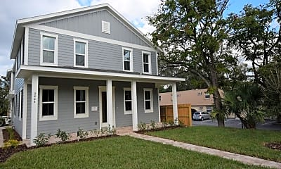Building, 2603 E Central Blvd, 0