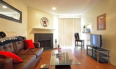 Living Room, Summer Green, 1