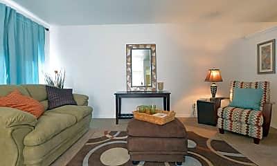 Living Room, Del Mar, 1