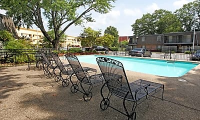 Pool, Breckenridge Square, 0