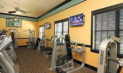 Fitness Weight Room, 4801 PGA Boulevard 2104, 2
