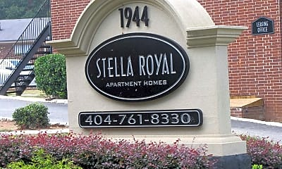 Stella Royal, 1