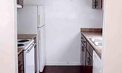 Kitchen, Glenmark Apartments, 0
