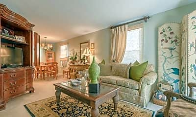 Living Room, 826 Pompton Ave, 1