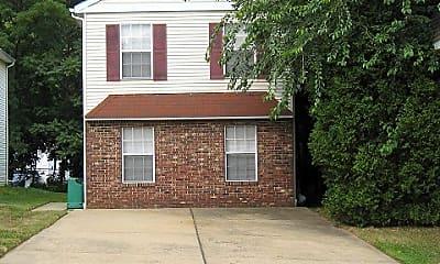 Building, 547 Jefferson Avenue, 0