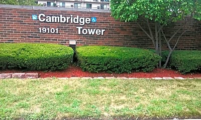 Cambridge Towers, 1