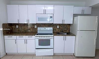 Kitchen, 2401 Van Buren St 6, 0