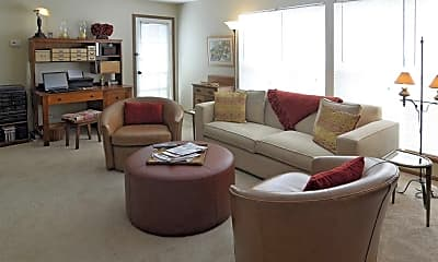 Living Room, Chasewood Gates, 1