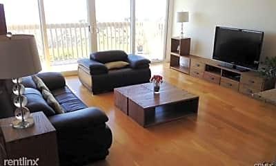 Living Room, 6542 Ocean Crest Dr, 1