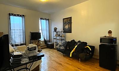 Living Room, 2306 Atlantic Ave, 2