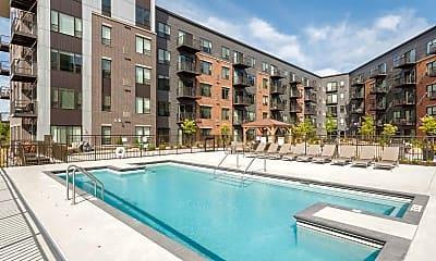 Pool, V2 Apartments, 0