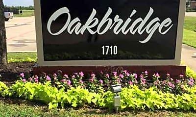 Community Signage, Oakbridge, 1