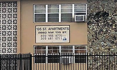 135th Street Apartments, 1