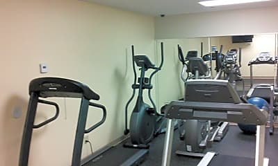 Fitness Weight Room, 2500 S. 18th St. Cloisters, 2