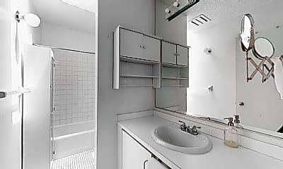 Bathroom, 42 Fresh Pond Place, Unit 1, 2