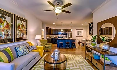 Living Room, The BLVD at Hays, 0