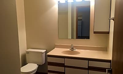 Bathroom, 403 Gillette St, 2