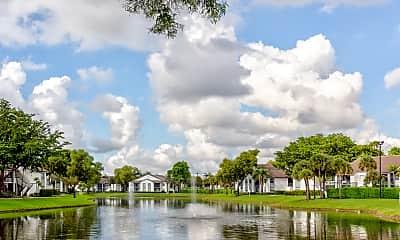 Lake, Centro at Davie by ARIUM, 1