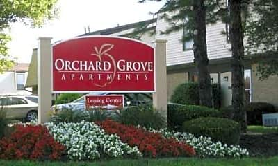 Building, Orchard Grove, 0