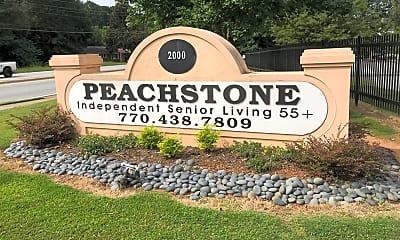 Peachstone Independent Senior Living, 1