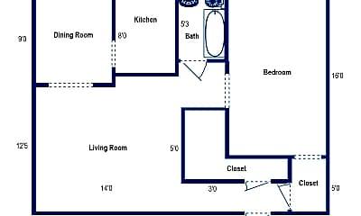 Building, 2910 Voelkel Ave, 1