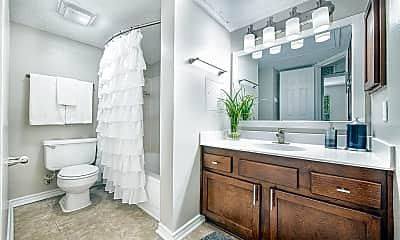 Bathroom, Post Tysons Corner, 2
