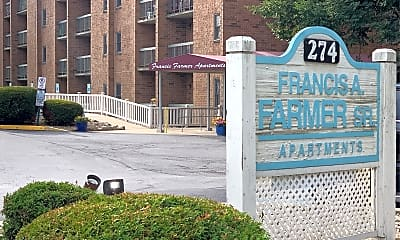 Francis Farmer, 1