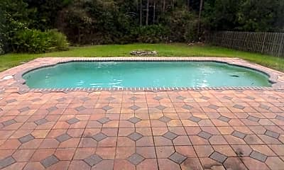 Pool, 12625 Daylight Trail, 2