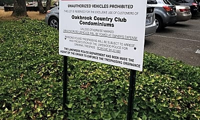 Oakbrook Country Club Condominiums, 1