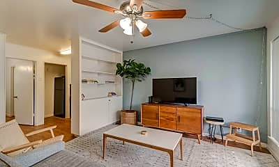 Living Room, Oasis at the Speedway, 0