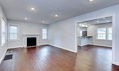 Living Room, 737 Berkley Rd, 1