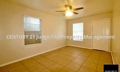 Bedroom, 2915 Van Horn Avenue, 1