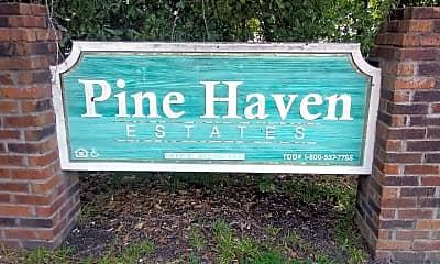 Pine Haven Estates, 1
