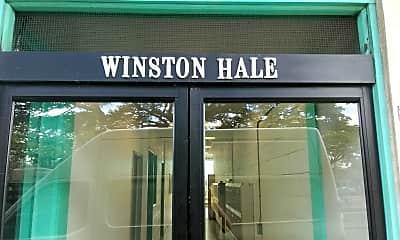Winston Hale Apartments, 1