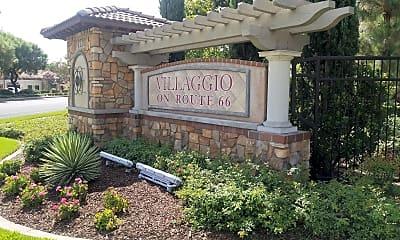 Villaggio on Route 66, 1