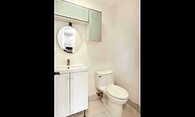 Bathroom, 1766 N Sierra Bonita Ave, 2