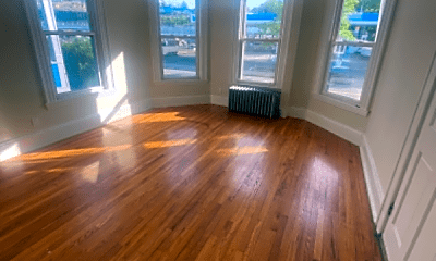 Living Room, 359 Medford St, 1