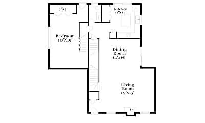 Building, 6566 Oakwood Dr, 1