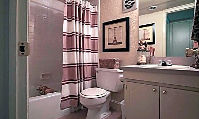 Bathroom, Wimbledon Place, 2